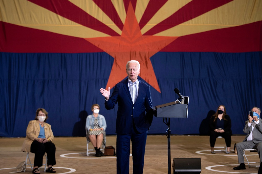 Joe Biden-Working Class