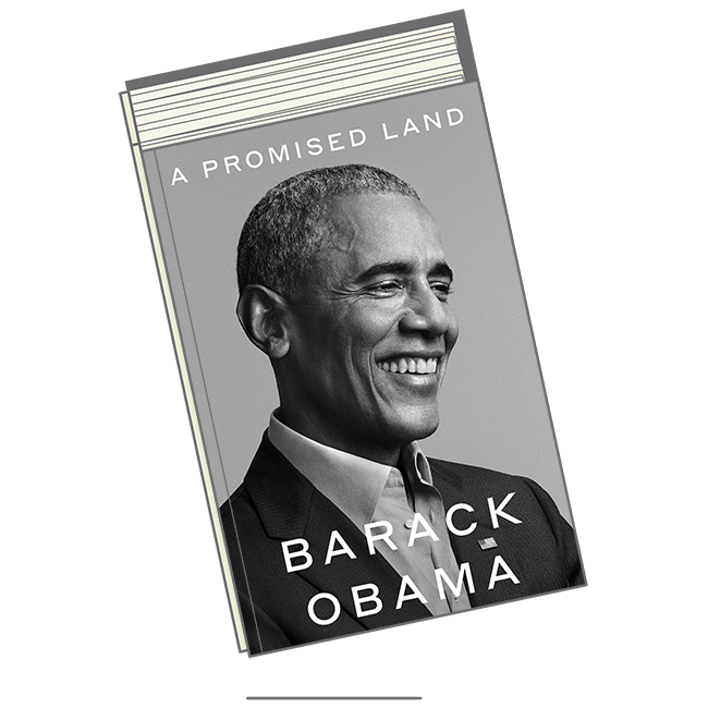 October Books - The Promised Land