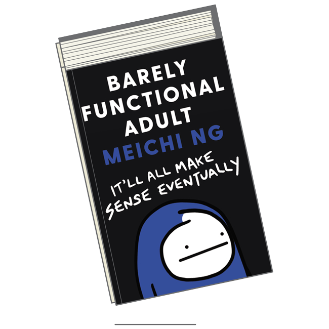 October-Books-Barely-Fuctional-Adult