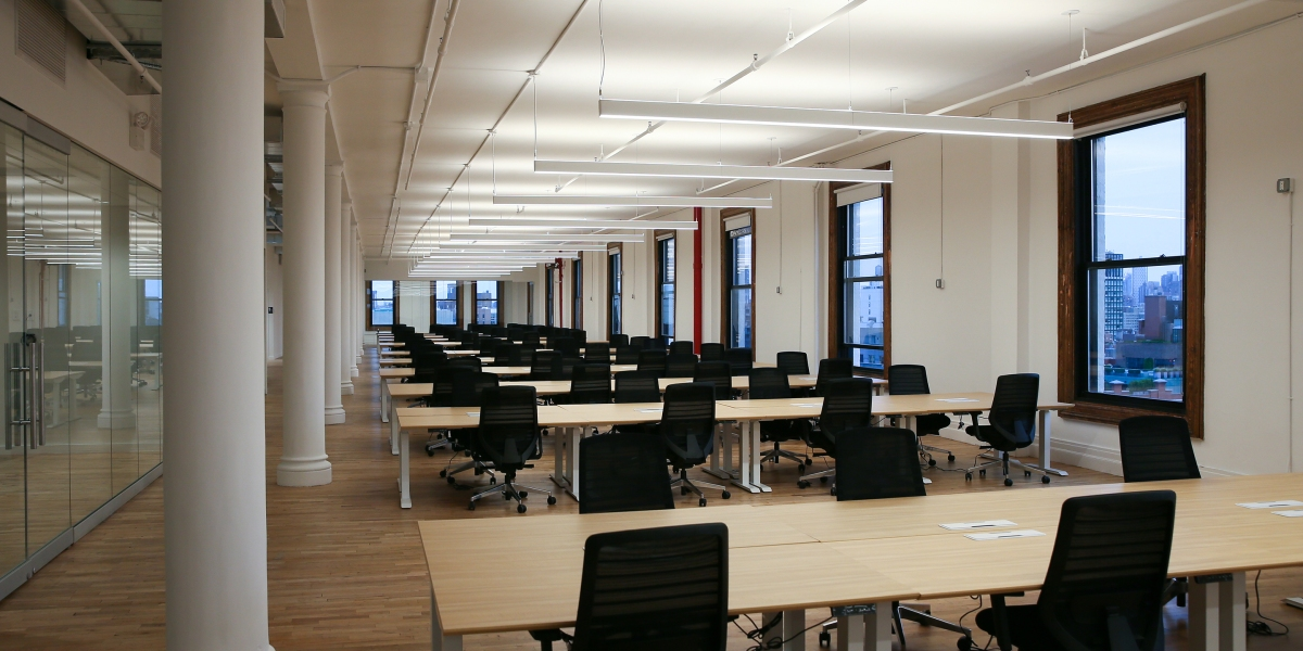 76% of American CEOs say they may shrink office space