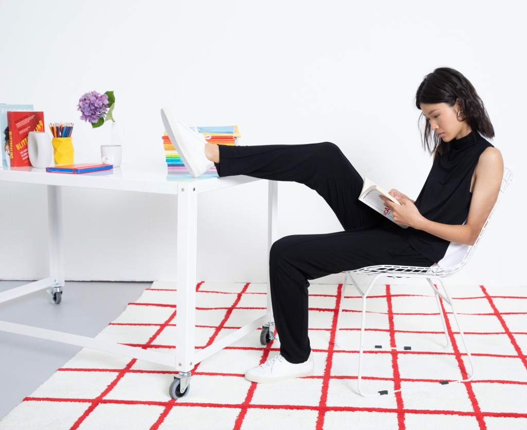 The new workwear attire brand that launched when everyone is working from home