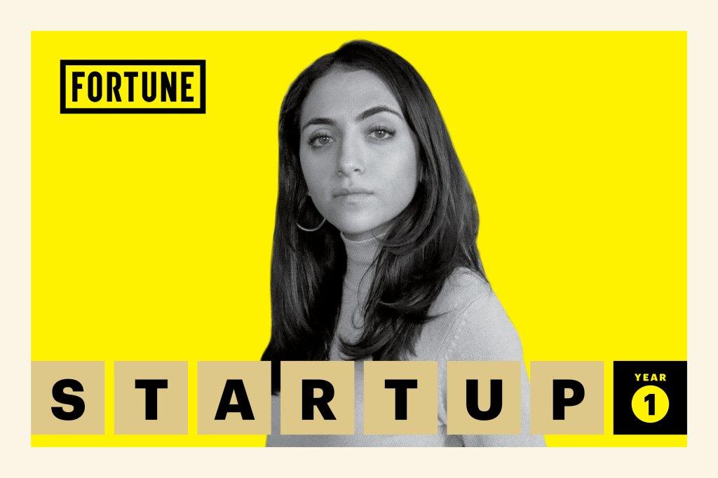 Parade founder Cami Téllez Start Up