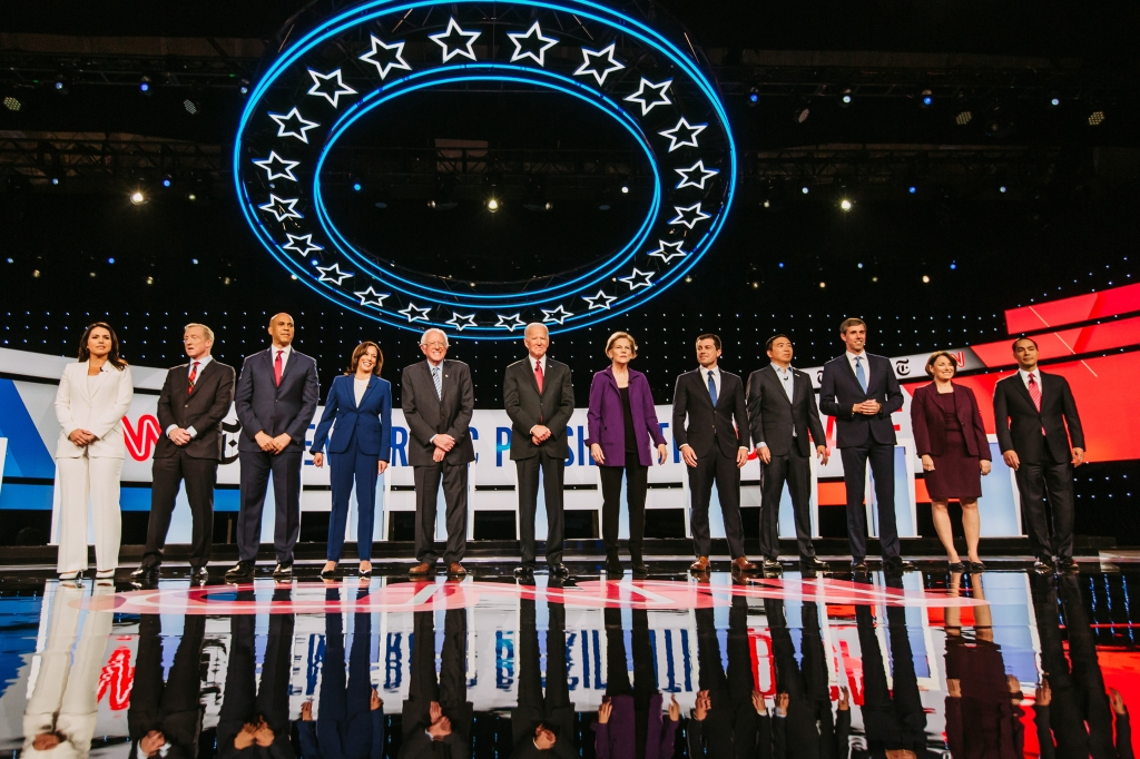 11.04.2020.  Paved the way for Harris Democratic Party Candidates -2020- GettyImages-1176119181
