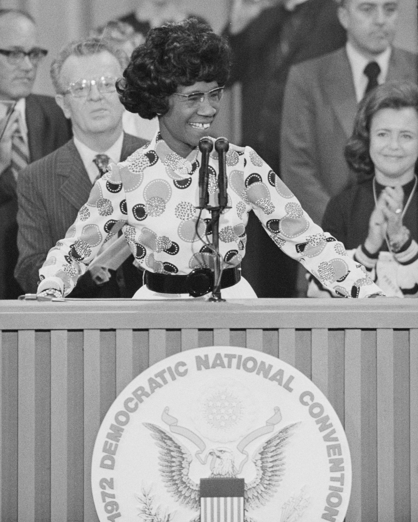 11.04.2020.  Paved the way for Harris-Shirley Chisholm-hdl.loc.gov/loc.pnp/ppmsca.55930