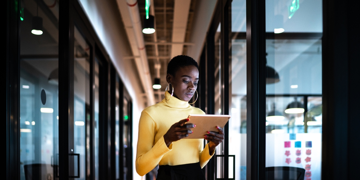Black womxn are missing from corporate leadership. The problem begins with the pipeline