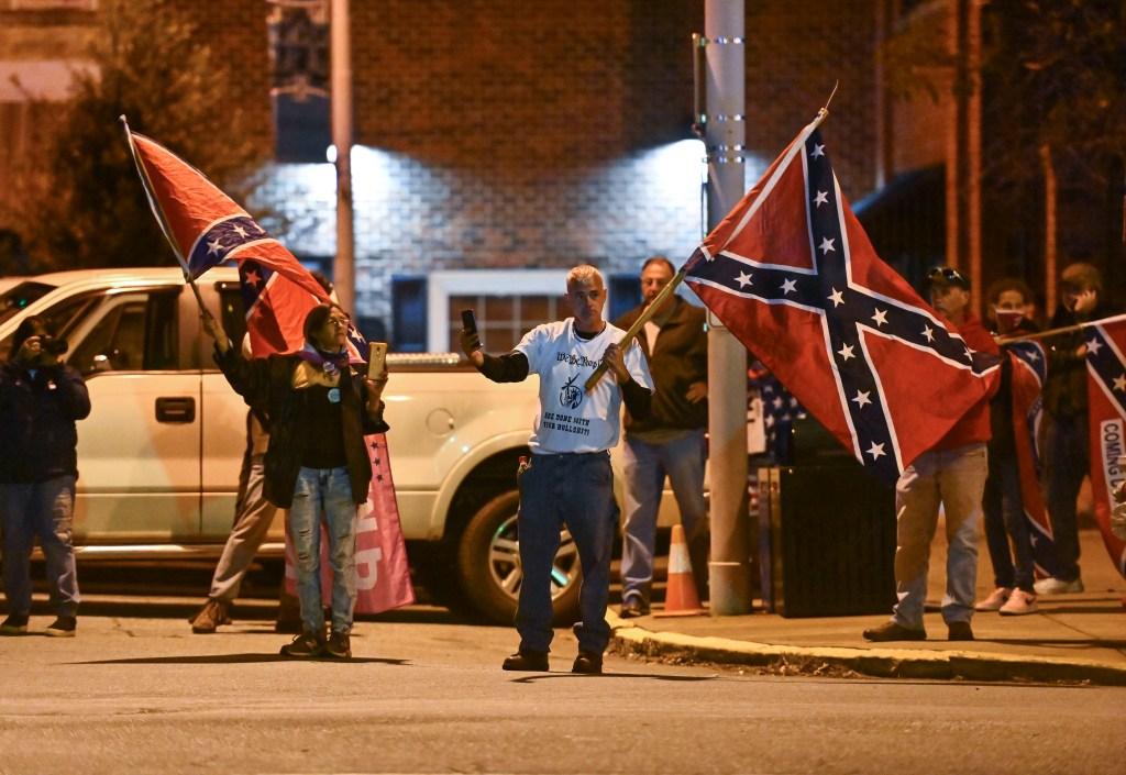 Election Protests 2020-North Carolina