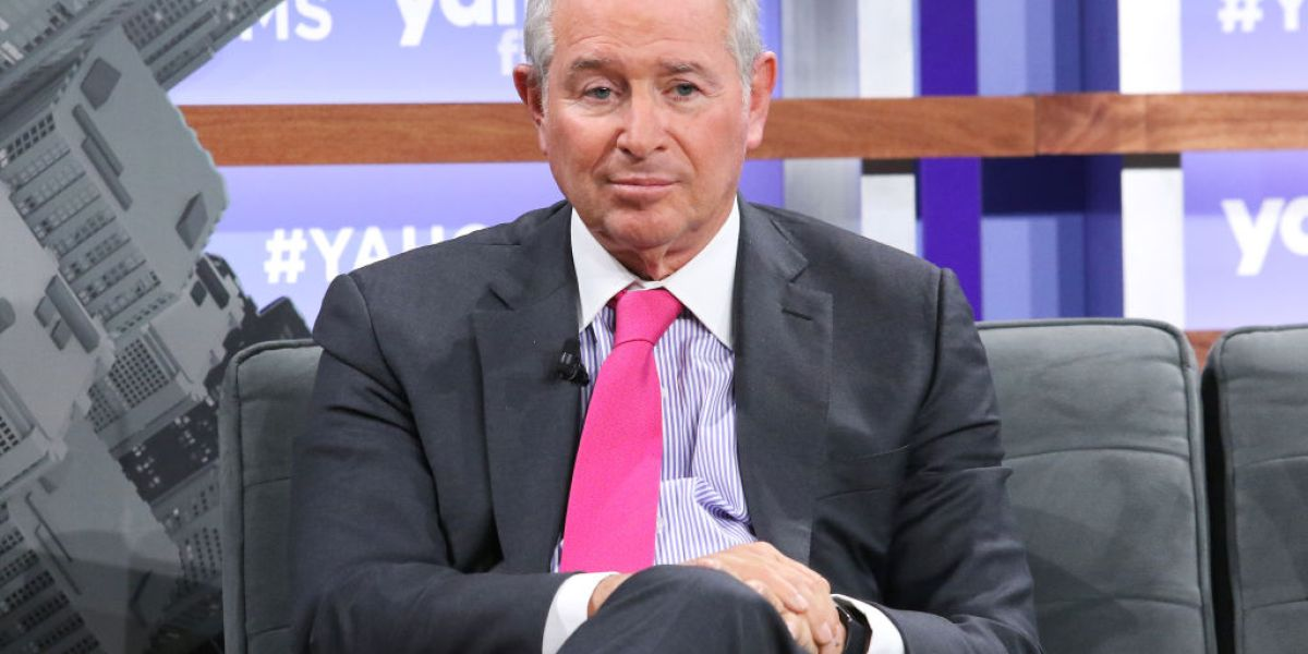 Blackstone's Schwarzman becomes newest Trump ally to throw in the towel, acknowledge Biden's win thumbnail