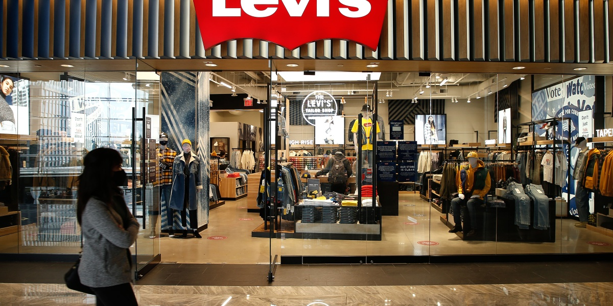 Levi's is wagering you'll purchase more of its denims at Target than at a department store thumbnail
