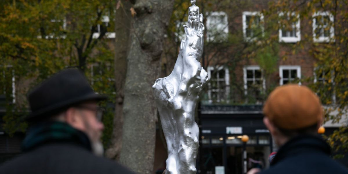 We are slowly getting more statues to honor great women—but why are some of them naked? thumbnail