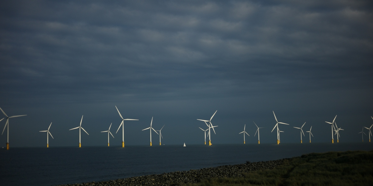 The world's largest wind farm is truly enormous, and it's one step closer to reality