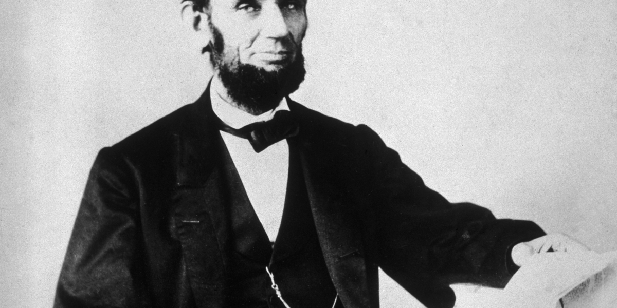 Biden needs to learn from Lincoln if he wants to be a successful President