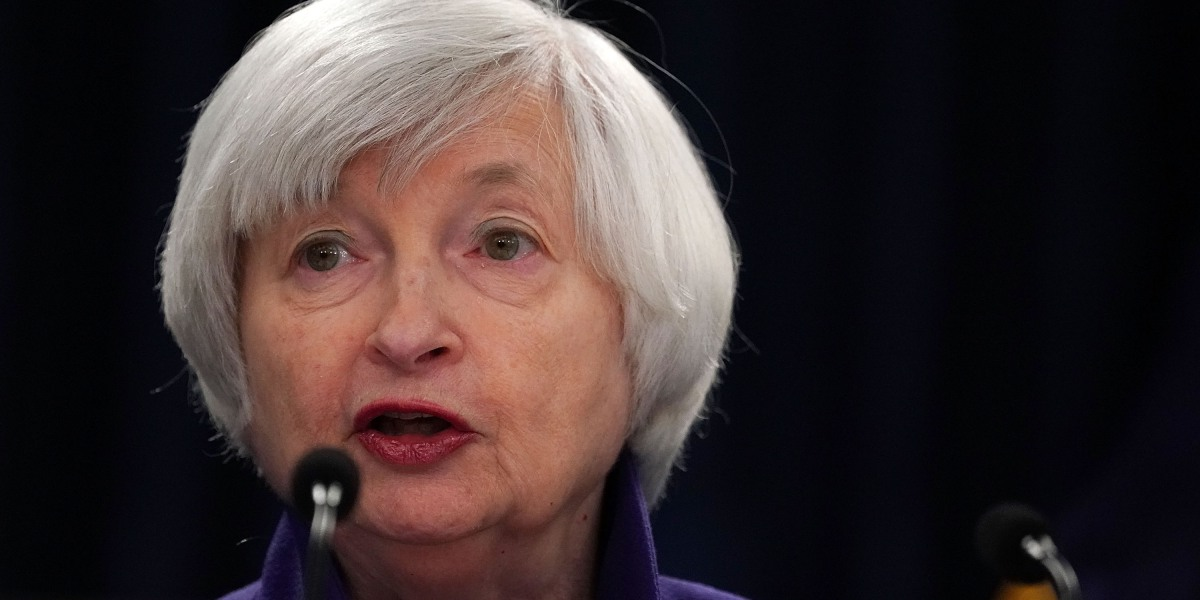 Janet Yellen will be Biden's candidate for Treasury secretary say sources thumbnail