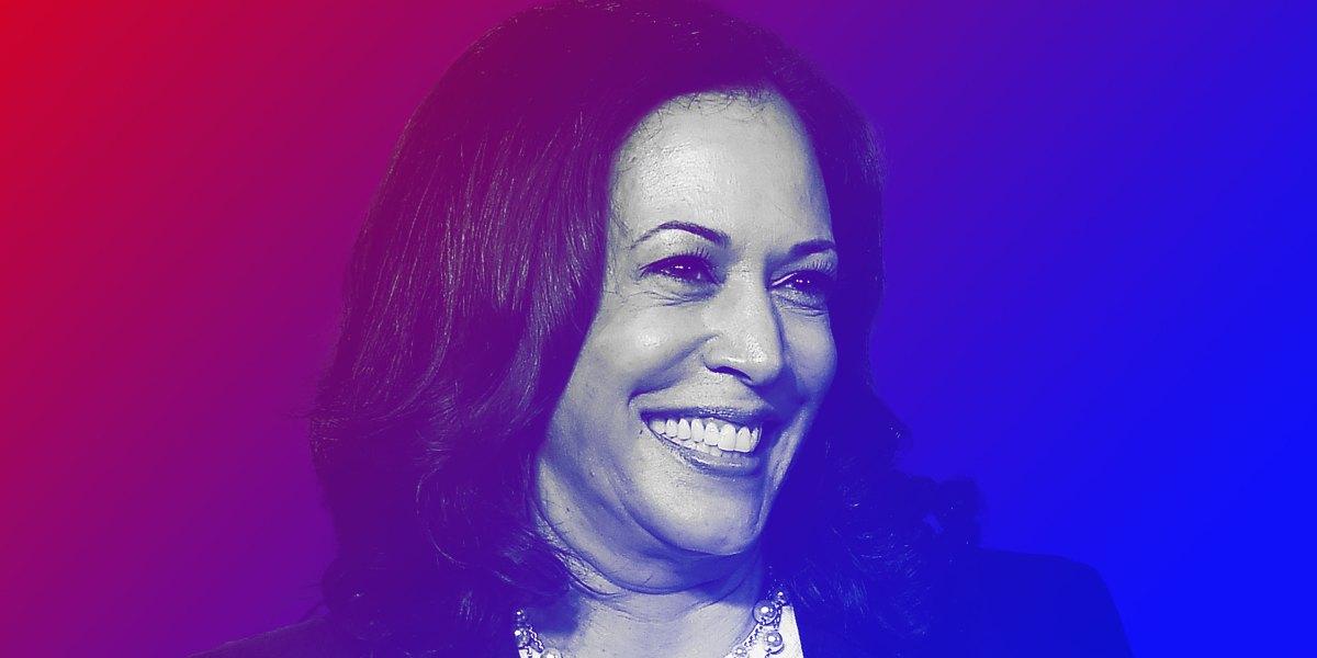 Kamala Harris elected the first female vice president of the U.S.