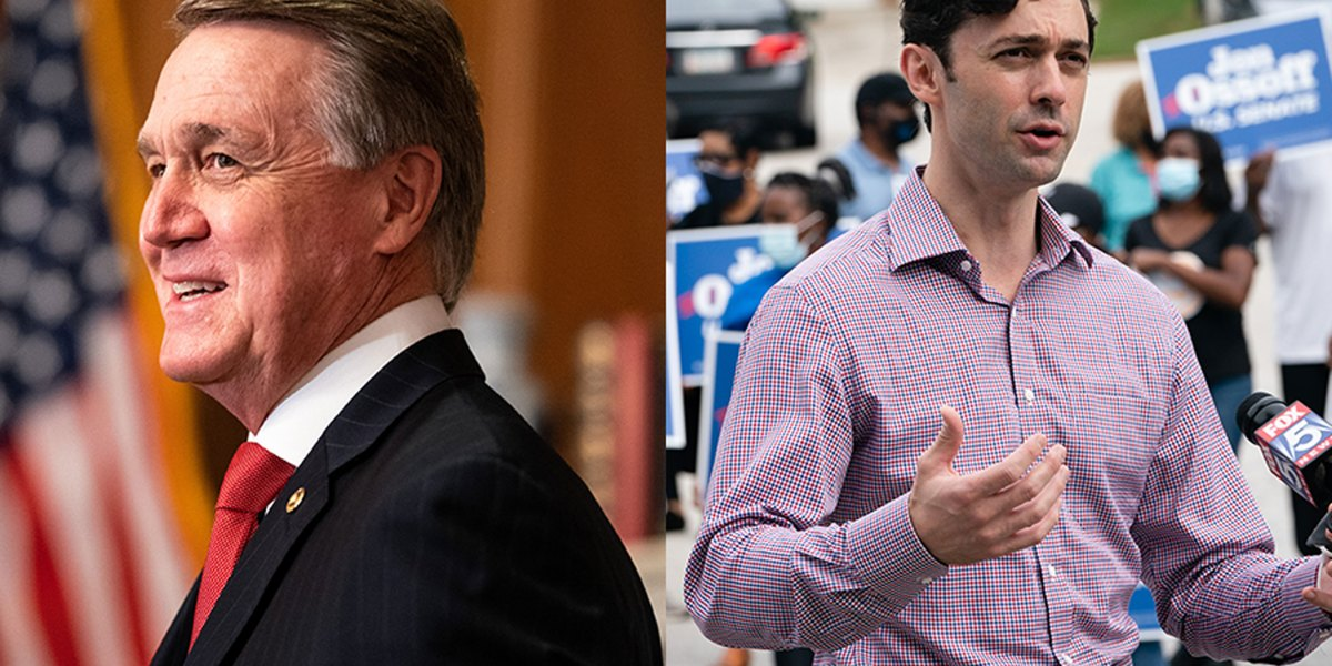 The Senate races still in play on Wednesday night thumbnail
