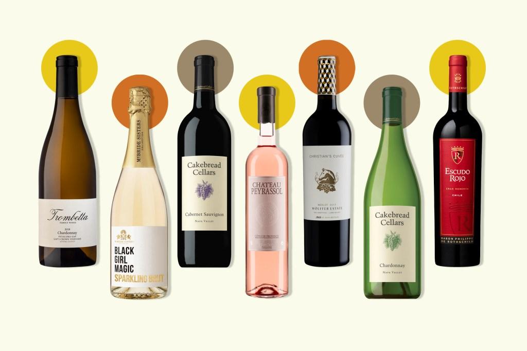 Thanksgiving Wines 2020