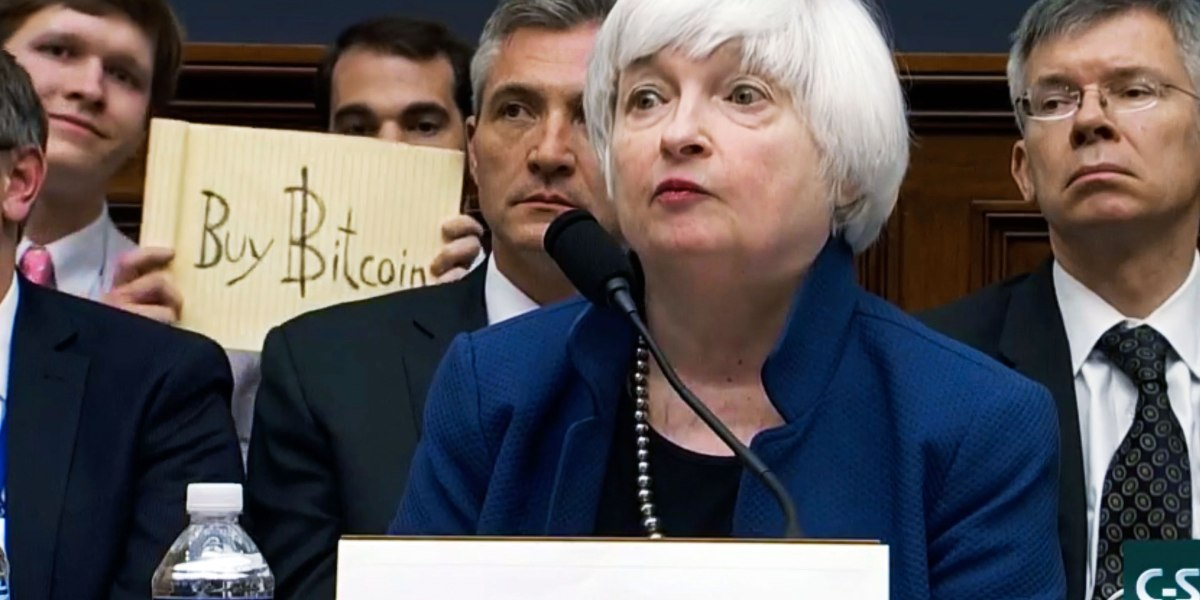 Are Joe Biden and Janet Yellen actually good for Bitcoin?