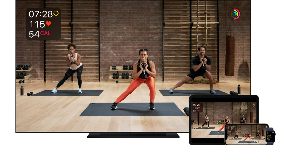 Apple's Fitness+ workout service: enthusiasm, energy, and plenty of integration thumbnail