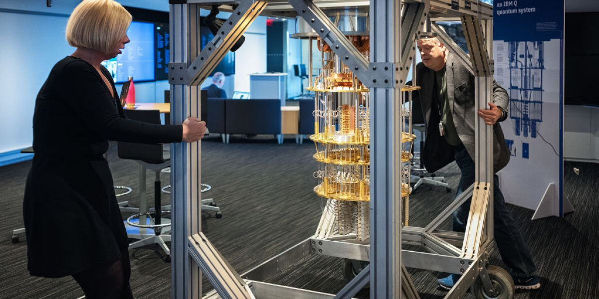 U.K. startup's breakthrough could aid quantum computers in the hunt for exotic materials