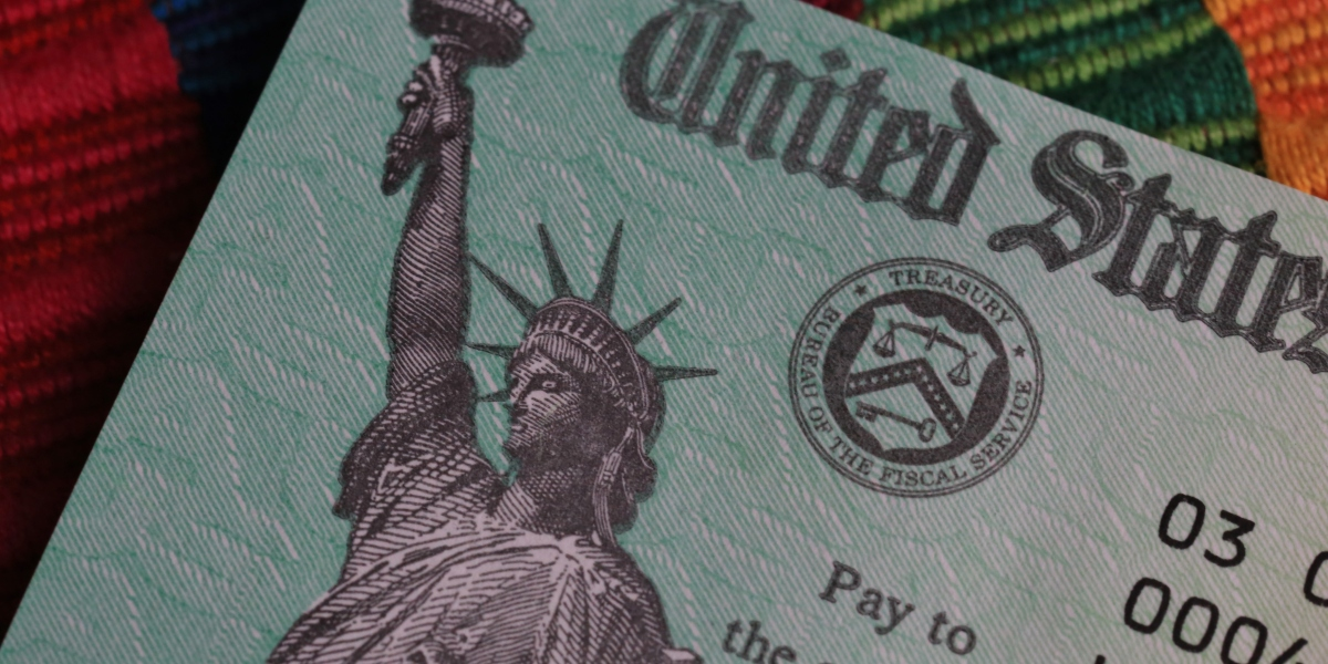 Stimulus check update: $600 checks will hit some bank accounts Tuesday night, says the Treasury thumbnail