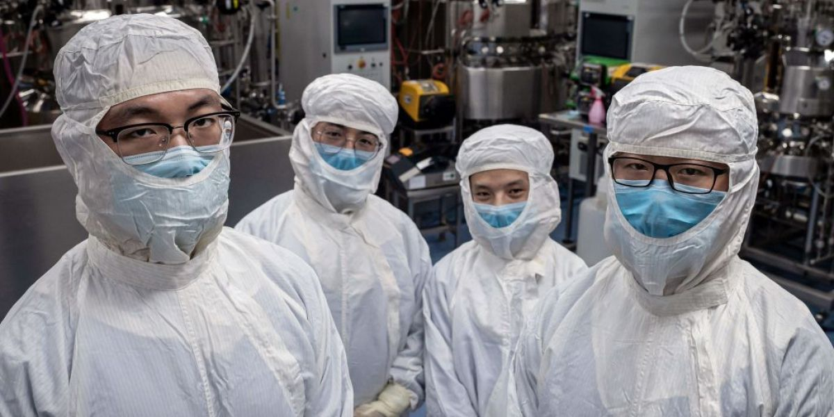 How China's COVID-19 could fill the gaps left by Pfizer, Moderna, AstraZeneca thumbnail