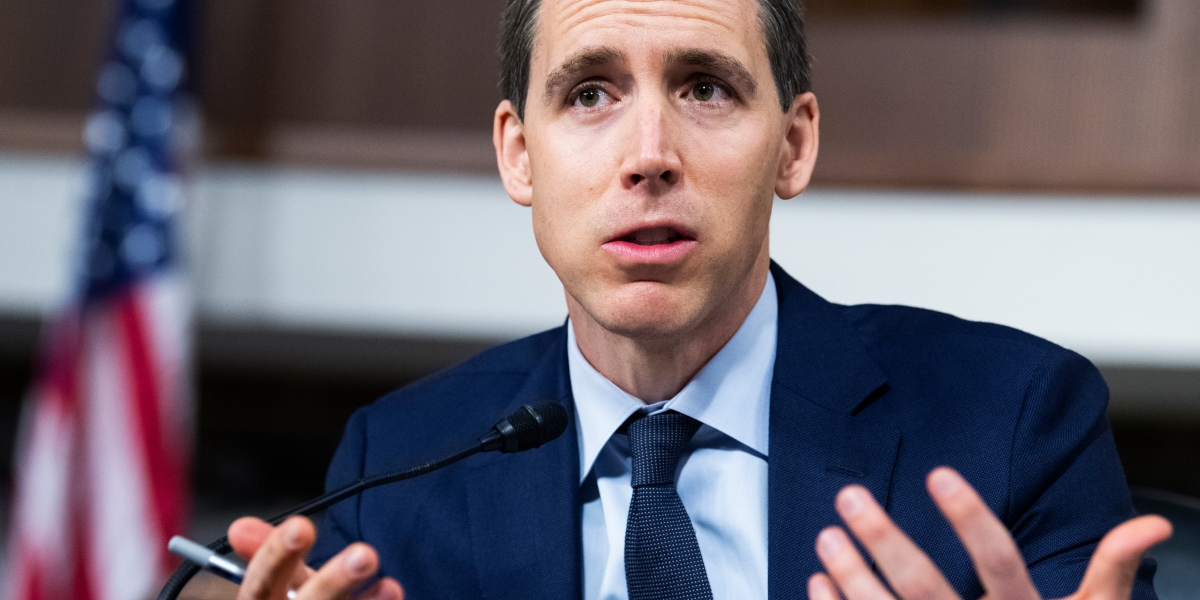 Why Sen. Hawley's objection matters-- even if he can't stop Biden from being President thumbnail