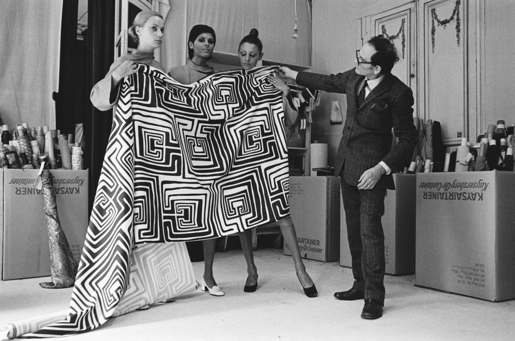 Pierre Cardin, legendary fashion designer and licensing genius, dies at 98
