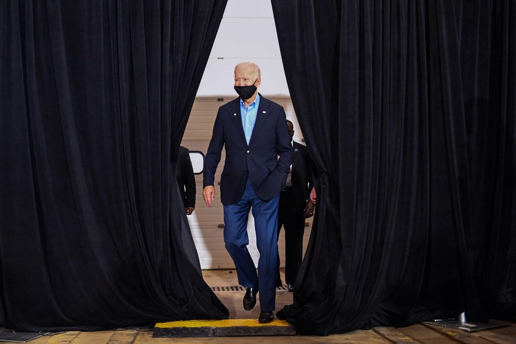 Joe Biden Fashion-Candidate