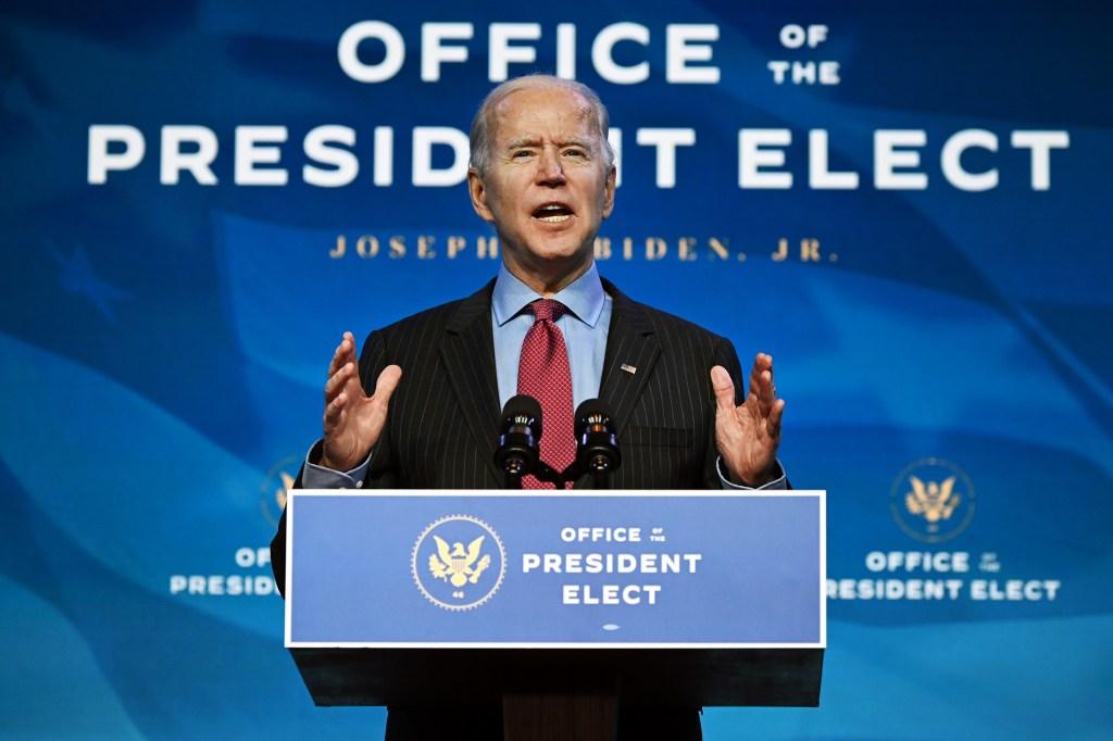 Joe Biden Fashion-President Elect