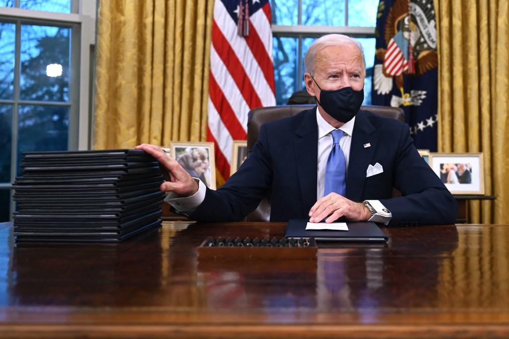 Joe Biden Fashion-President
