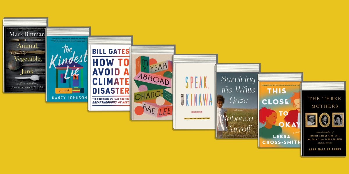 8 brand-new books coming out in February 2021 thumbnail