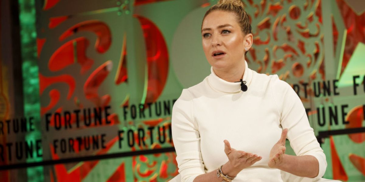 Bumble IPO makes CEO Whitney Wolfe Herd a billionaire thumbnail