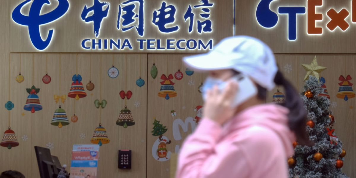 The NYSE backtracks on plans to delist 3 Chinese language telecoms