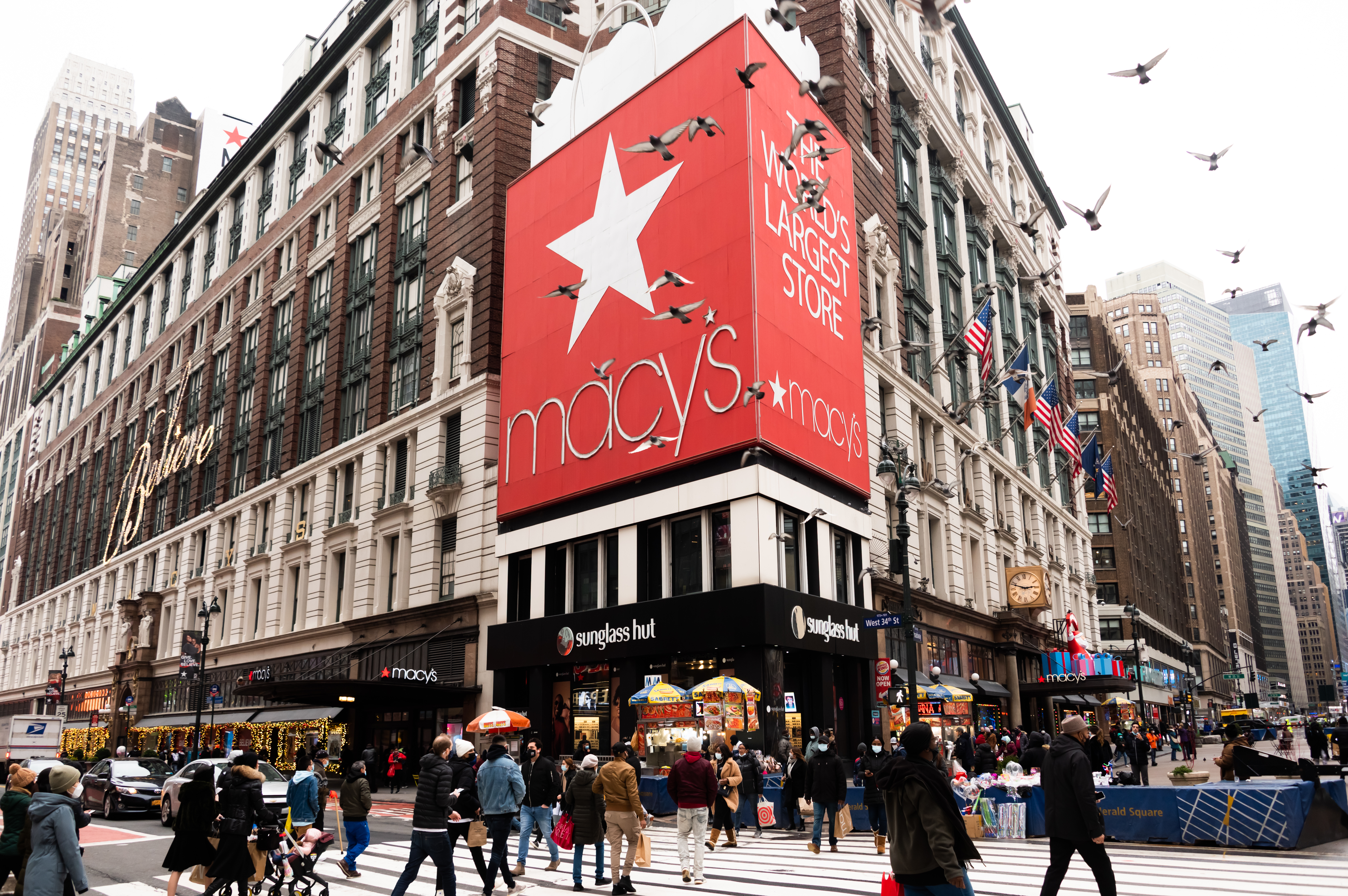 Macy S Is Closing 45 Stores In The First Wave Of Turnaround Plan Fortune