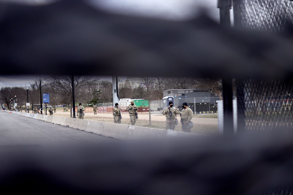 Insider inauguration attack fears force FBI to vet 25K National Guard troops   Fortune