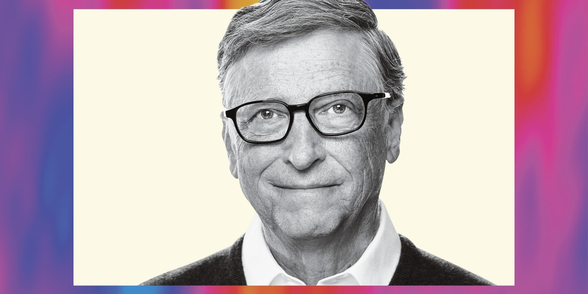 Why we asked Bill Gates to be Fortune's guest editor today