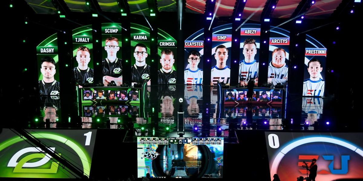 During COVID, e-sports have been big business