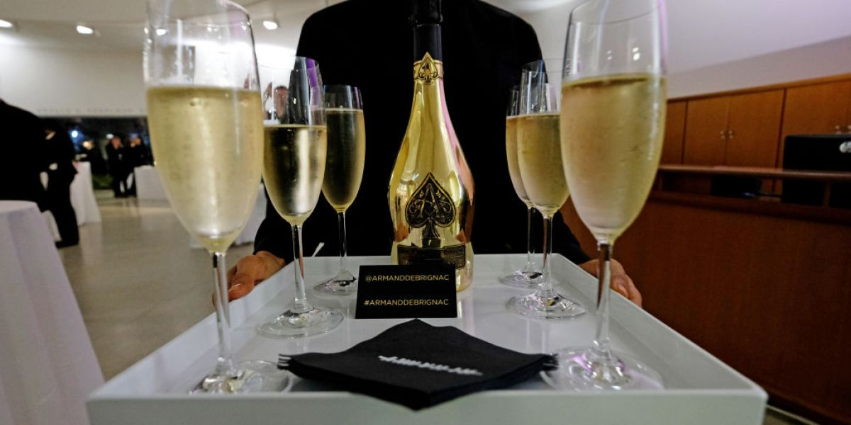 LVMH is now a joint owner of Jay-Z's Champagne Brand Armand de Brignac