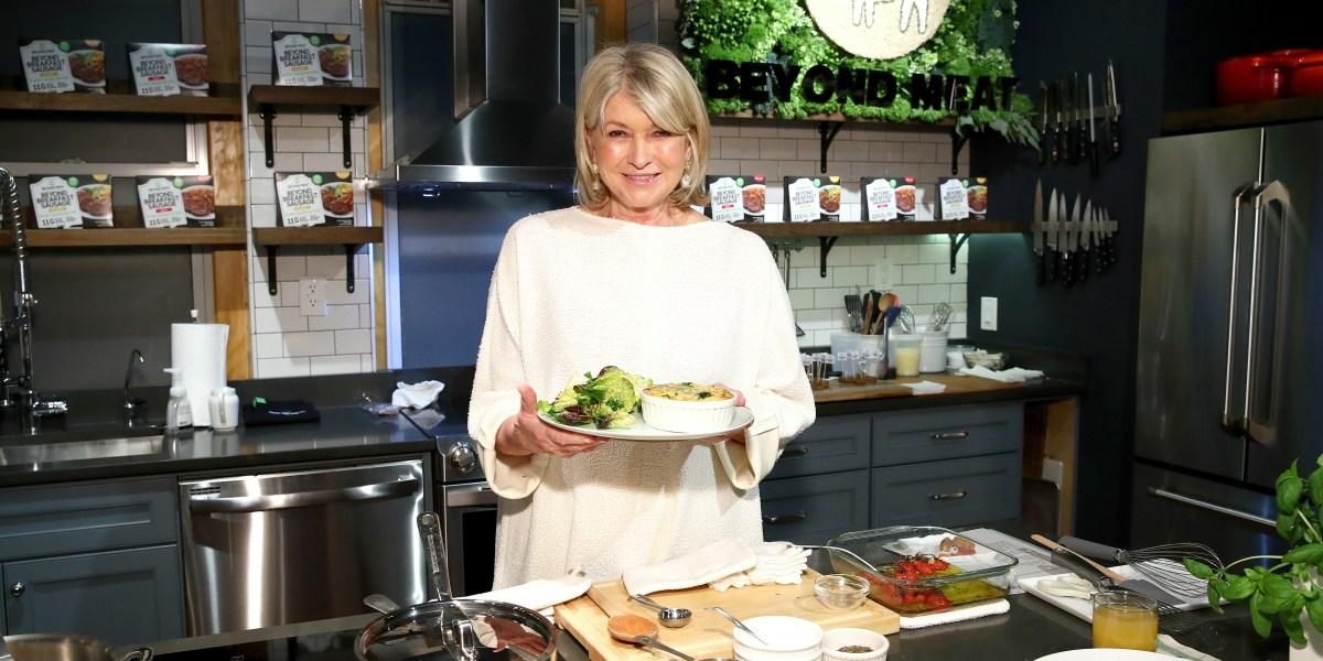 What keeps Martha Stewart relevant? thumbnail