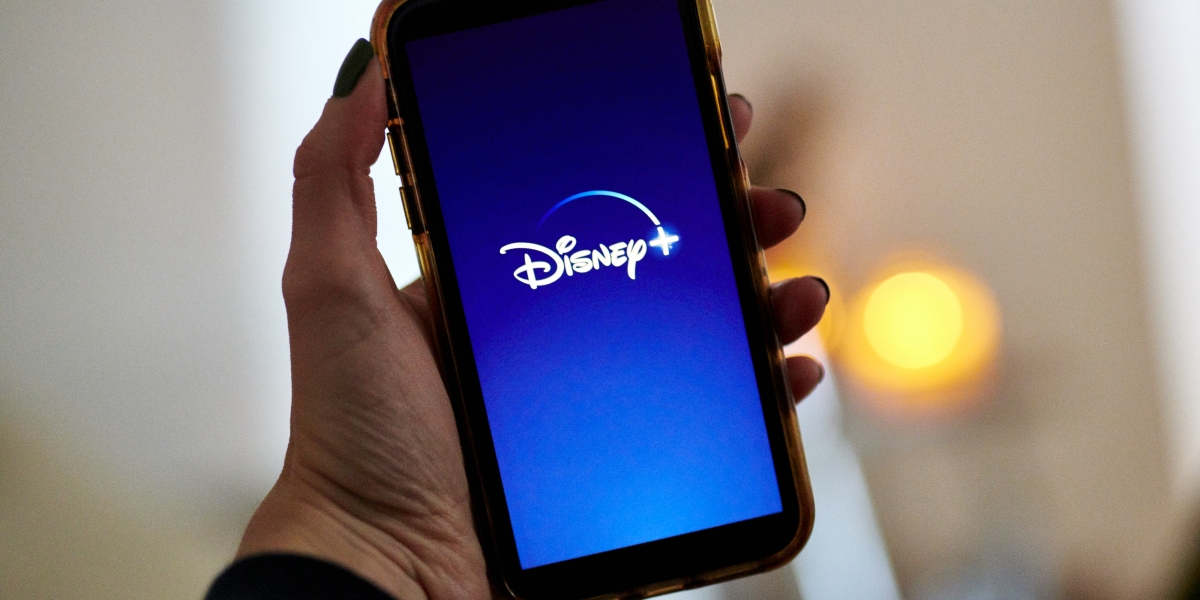 The Disney+ streaming business is on a tear, sending shares higher thumbnail