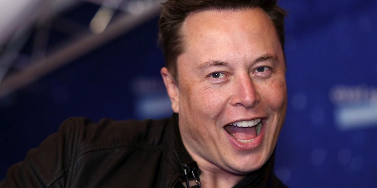 Elon Musk is never boring thumbnail