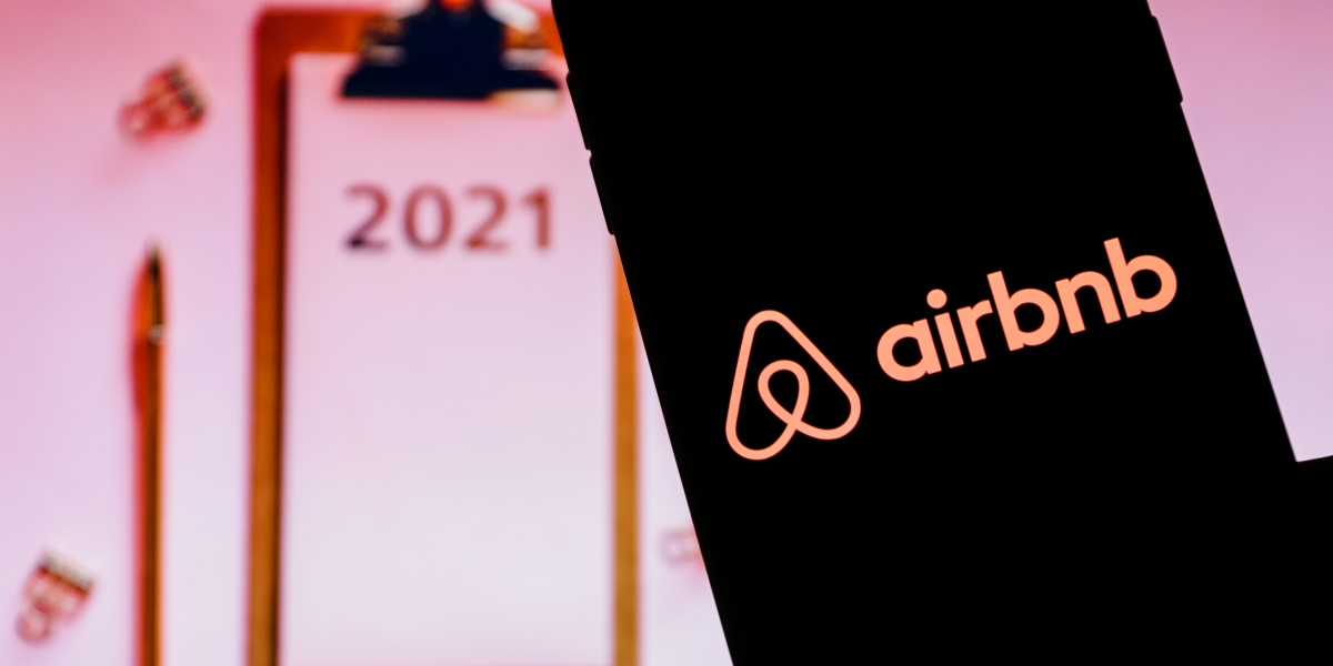 'What's a pandemic?' asks Airbnb's earnings thumbnail