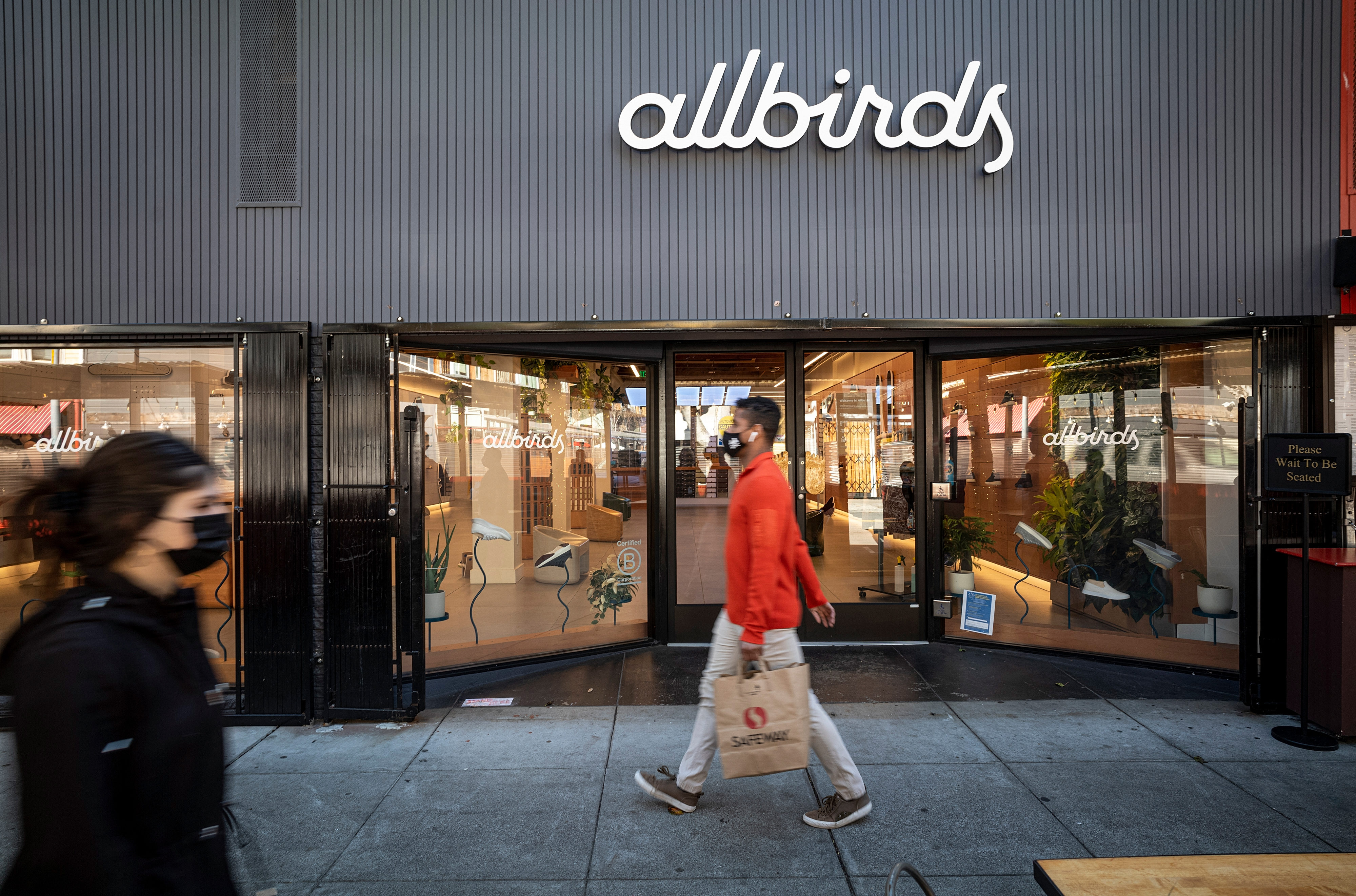 Allbirds: How much is sneaker-seller really worth? | Fortune