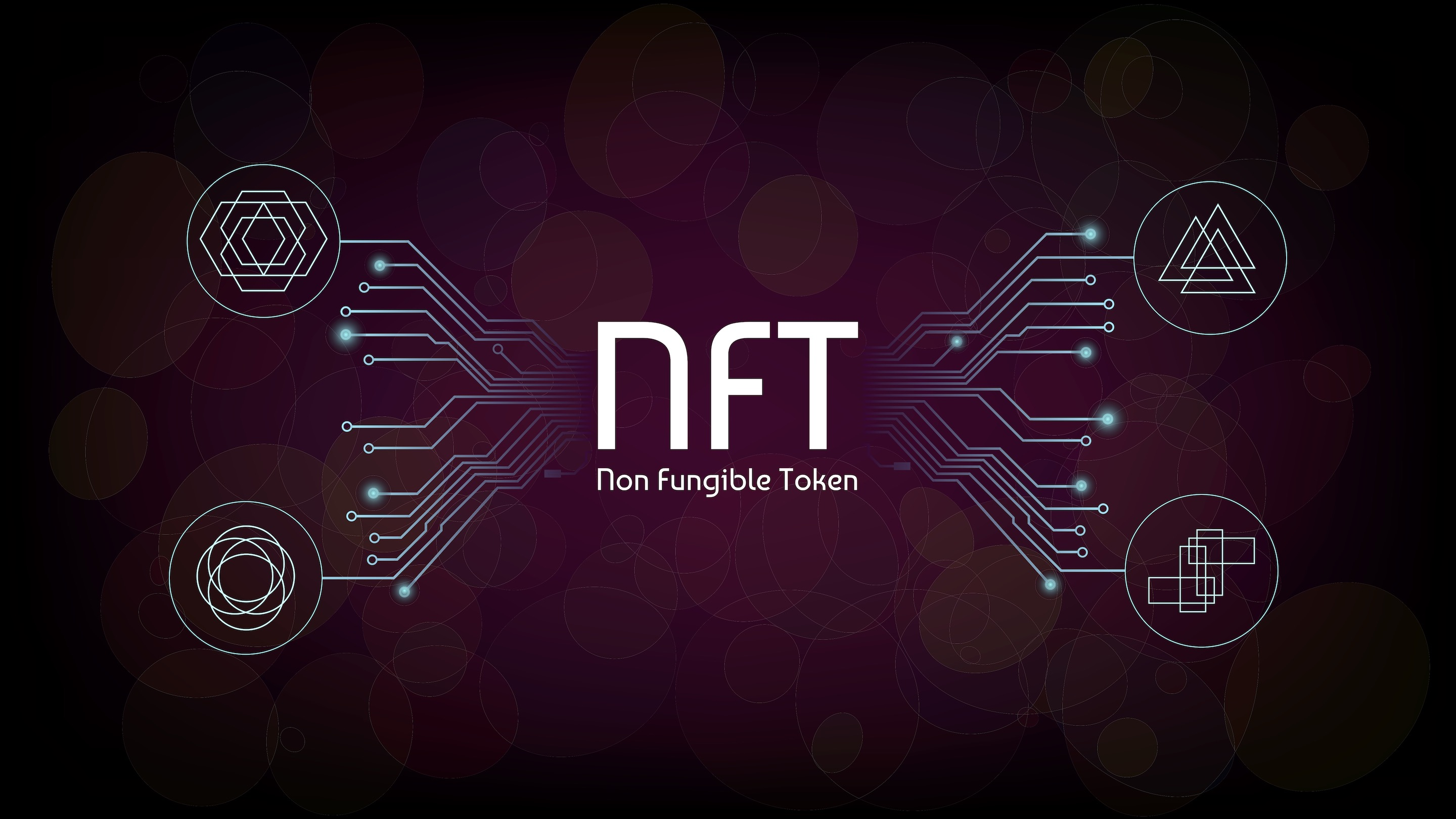 Digital art selling for millions with crypto tokens called NFT