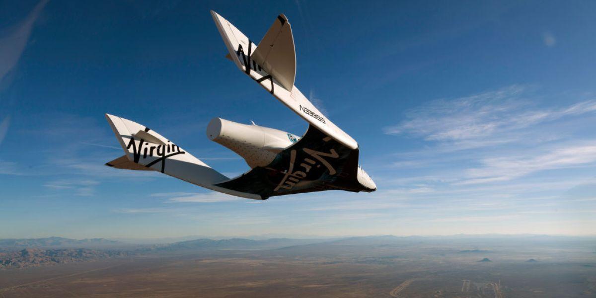 Virgin Galactic space tourism flights delayed until 2022