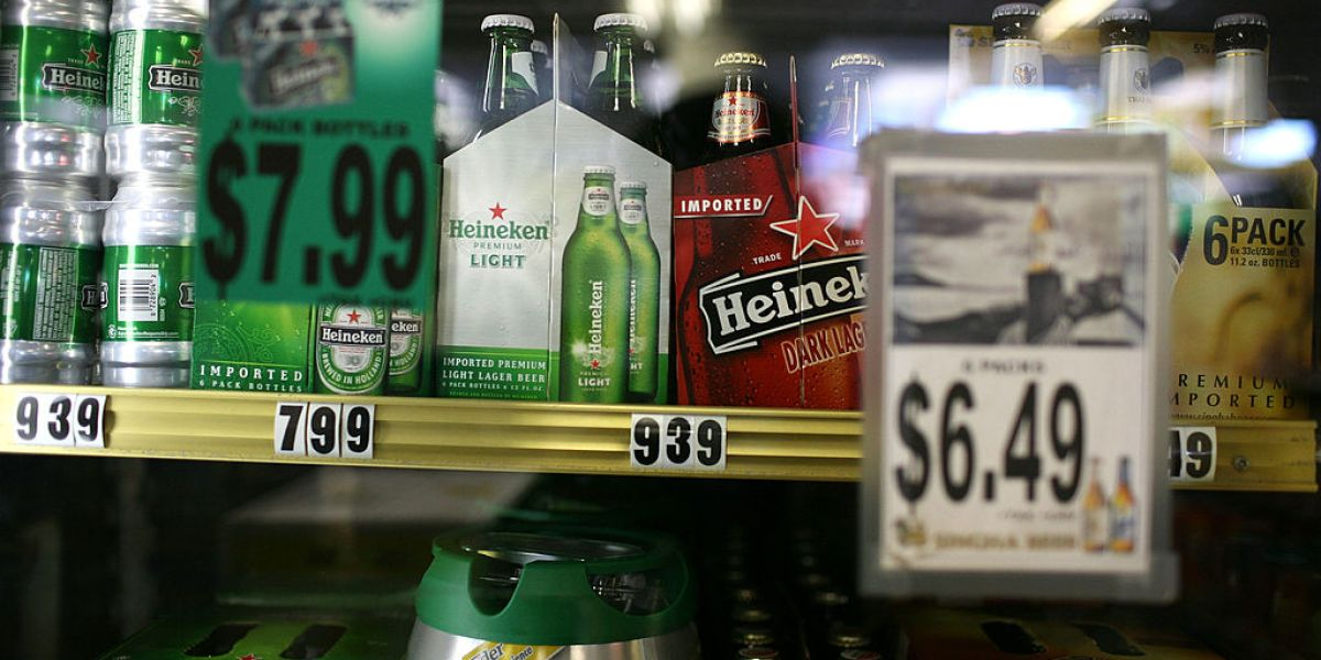 Oregon legislators poised to raise beer taxes by 2,800%