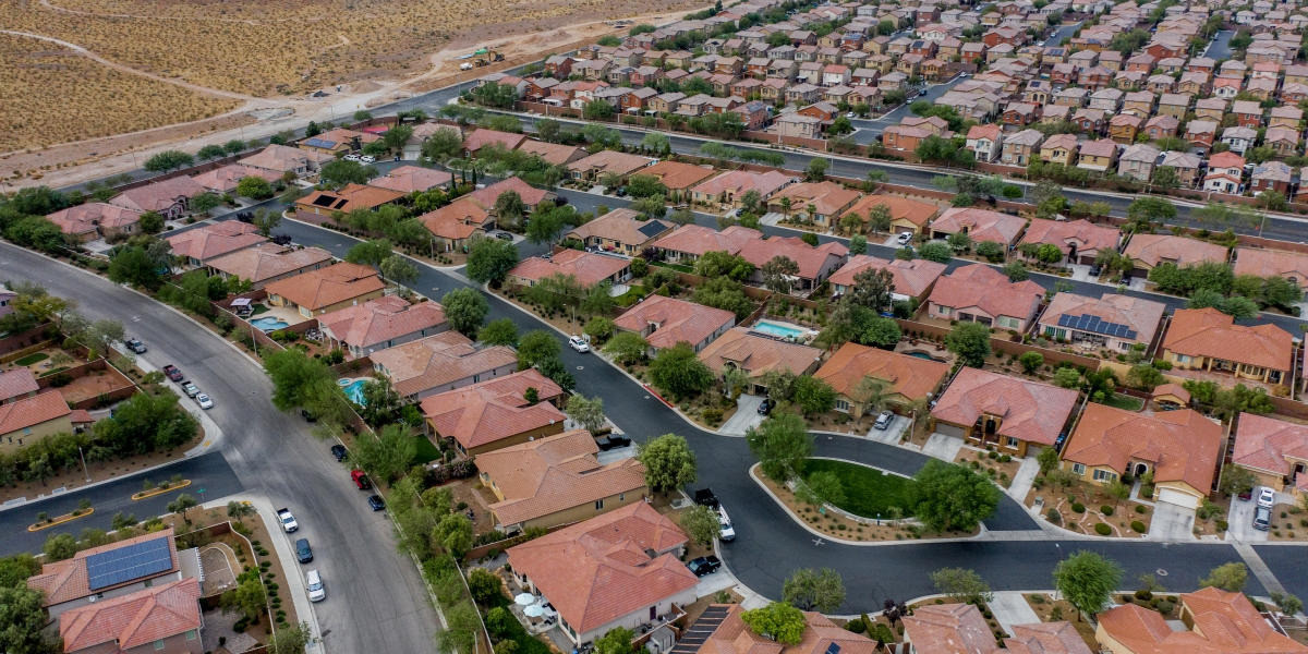A U.S. housing crisis could be looming on the horizon