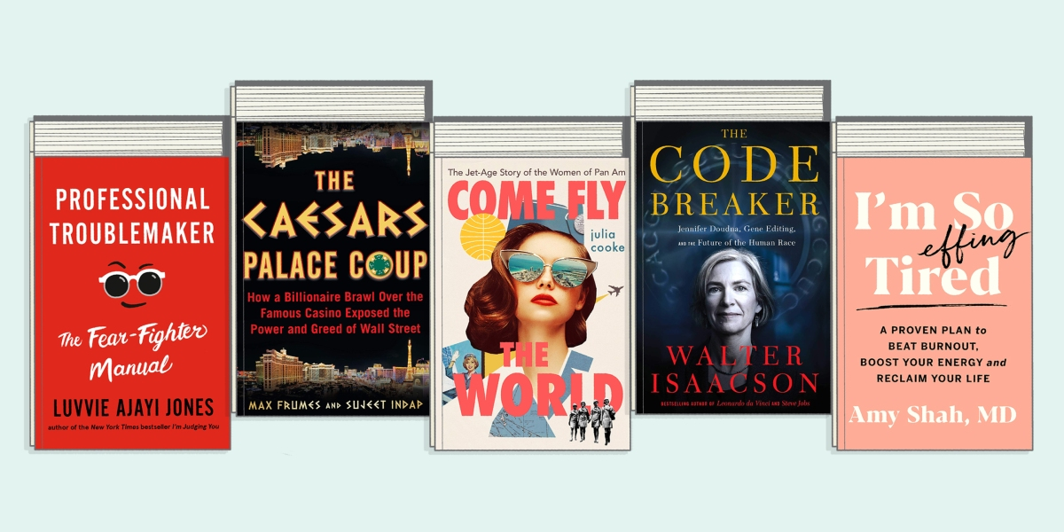 11 new books to read in March
