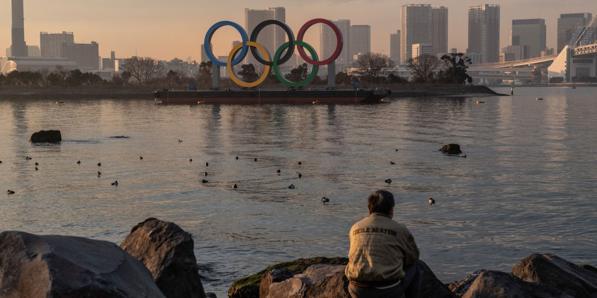Are the Tokyo Olympics actually going to happen?