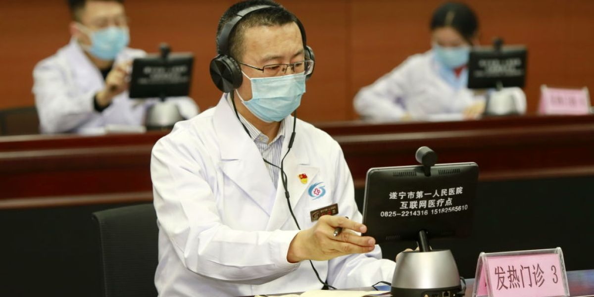 In China, COVID-19 sparked a digital health care boom thumbnail