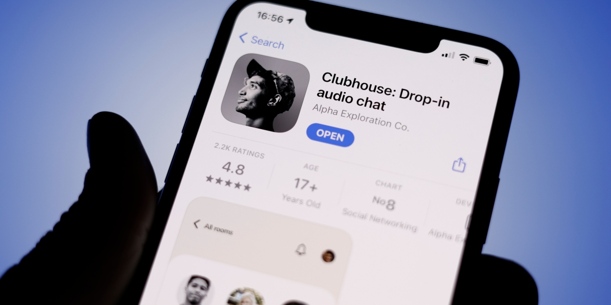 Are social sound apps advertising?